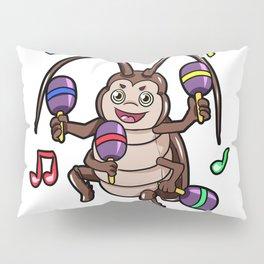 la cucaracha Pillow Sham