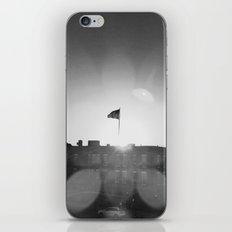 American Sunset iPhone & iPod Skin