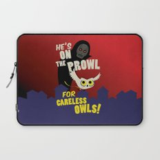 Careless Owls Laptop Sleeve