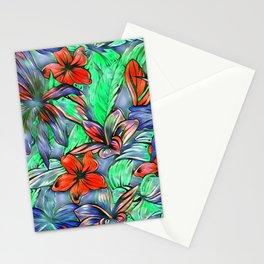 Floral Dreams 619-1A vivid Stationery Cards