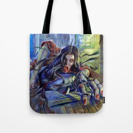 Lady Enmity Tote Bag