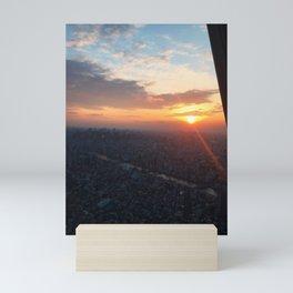 View from Tokyo Skytree Mini Art Print