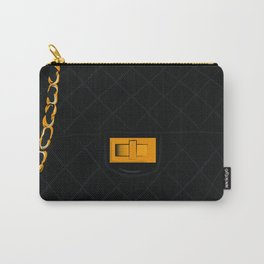 The quilted bag Carry-All Pouch