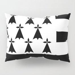 Brittany flag emblem Pillow Sham