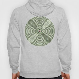 The maze to your heart Hoody