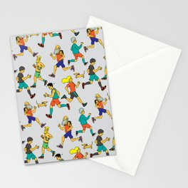 runners Stationery Cards