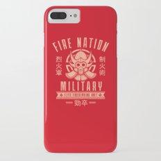 Fire is Fierce iPhone 7 Plus Slim Case