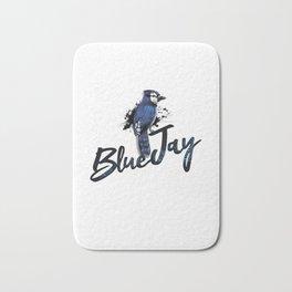 Blue Jays Bath Mat