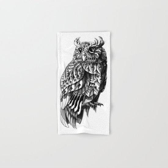 Owl 2.0 Hand & Bath Towel