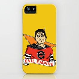 Ryan's Evil Empire iPhone Case