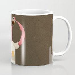 Coffee Drinker Coffee Mug