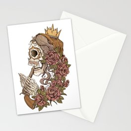 Suicide Sin Stationery Cards