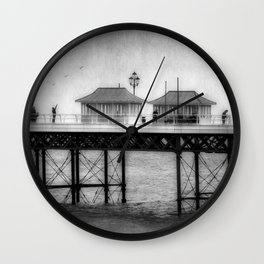 Cromer Pier, Norfolk Wall Clock