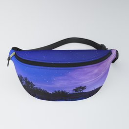 Night Sky at the Cape Fanny Pack