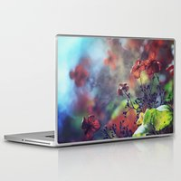 poetry Laptop & iPad Skins featuring Morning Poetry by Nikita Gill
