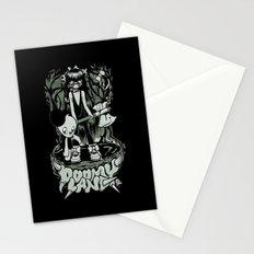Doomyland Stationery Cards