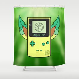 Grass Game Shower Curtain
