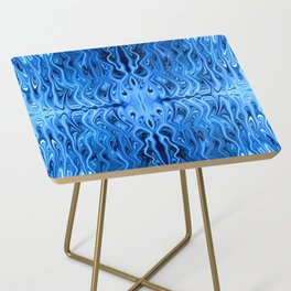 Frozen Squid by Chris Sparks Side Table
