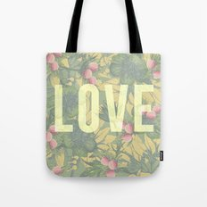 Love and Peaches Tote Bag