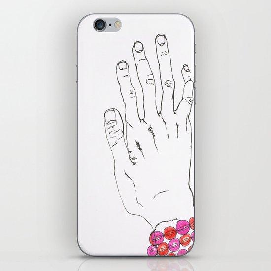 Bracelet iPhone & iPod Skin