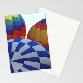 Hot Air Rising Stationery Cards