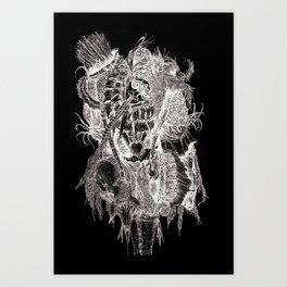 Threadless Live at Marwen: Adam Ramirez Art Print