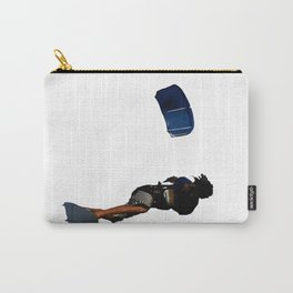 Lets Go Fly A Kite Vector Carry-All Pouch