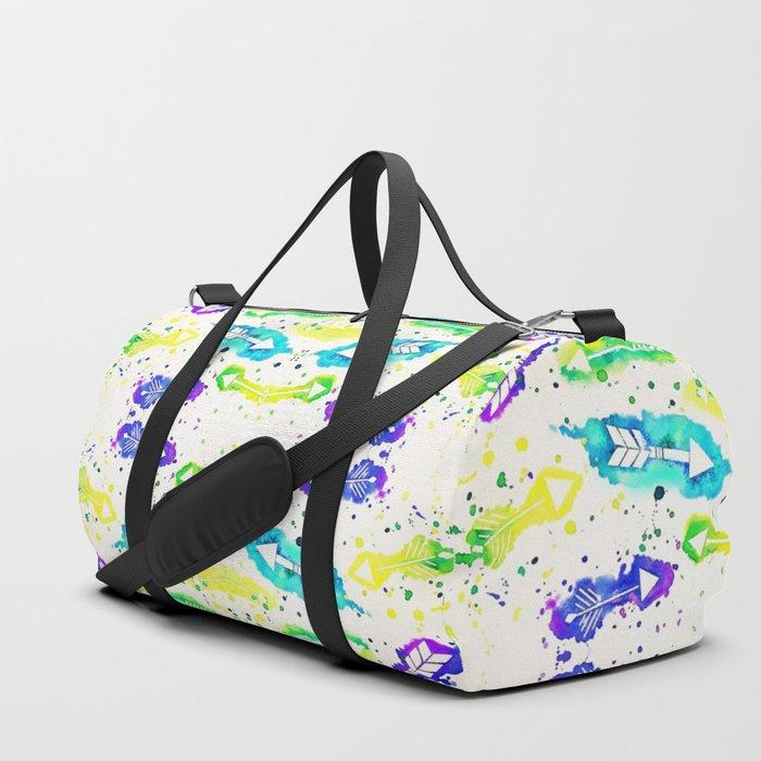 Color Battle Duffle Bag