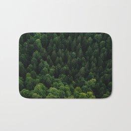 Swiss forest Bath Mat