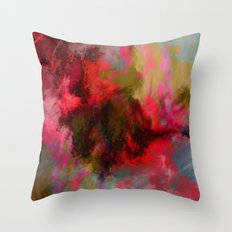 It'll Be Too Late Throw Pillow