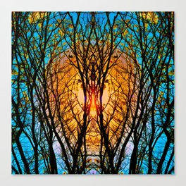 SUNTREE Canvas Print