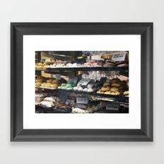 Australian Bakery Framed Art Print
