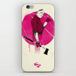Mr Spiv iPhone Skin