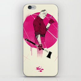Mr Spiv iPhone Skin