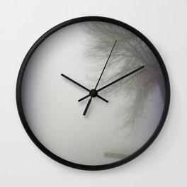 Morning Haze 2 Wall Clock