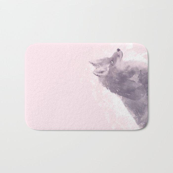 The Foxy Lady Bath Mat