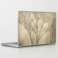 inner demons Laptop & iPad Skins featuring Inner Demons by Olivia Joy St.Claire - Modern Nature / T