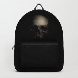 Male skull Backpack