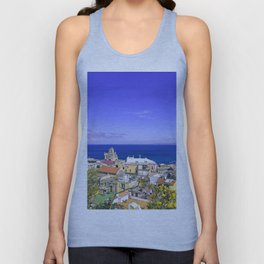 The Pearl Of The Mediterranean Sea Unisex Tank Top