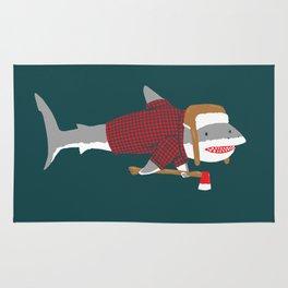 Shark LumberJack Rug