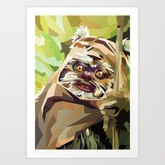SW#07 Art Print