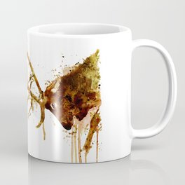 Elks Fight Coffee Mug