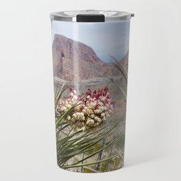 Blooming Yucca Travel Mug