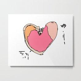 Heart-1 Metal Print