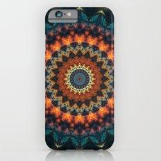 Fundamental Spiral Mandala iPhone 6 Slim Case