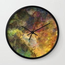 A la Chagall Wall Clock