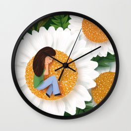 Naps are the best Wall Clock