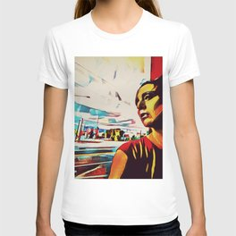 Looking West T-shirt
