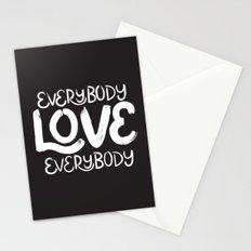 ELE: Everybody Love Everybody Stationery Cards
