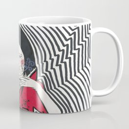 The Sad Bowie Fan  Coffee Mug